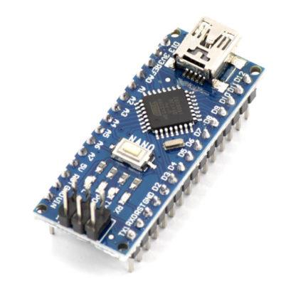Arduino Nano на CH340G