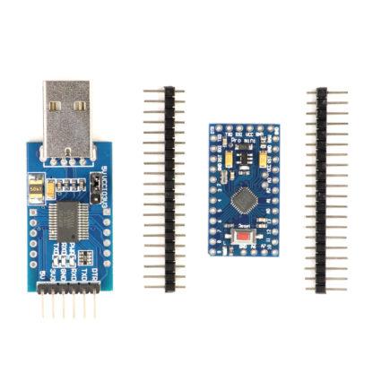 [Аналог] Arduino Pro Mini с USB-переходником на FT232RL
