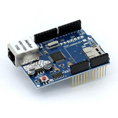 Ethernet шилд W5100