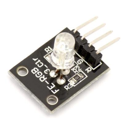 RGB LED модуль