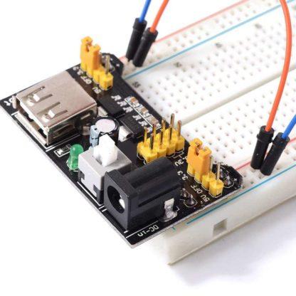 Модуль питания для макетных плат MB102