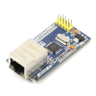 Сетевой Ethernet модуль W5500