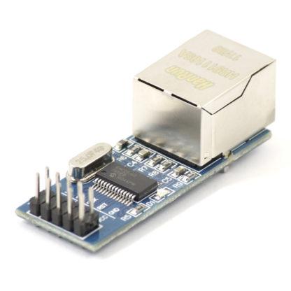 Сетевой Ethernet модуль ENC28J60