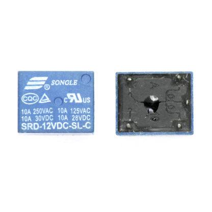 Реле SRD-12VDC-SL-C