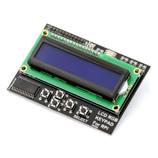 LCD RGB Keypad ForRPi