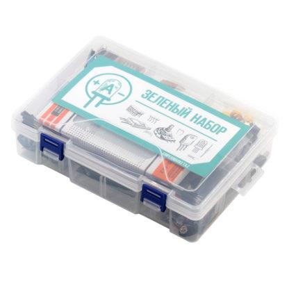 Arduino Starter Kit: Зеленый набор