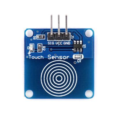 Модуль сенсорной кнопки TTP223B
