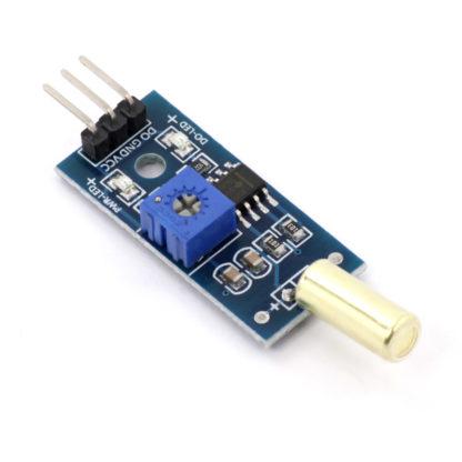 Модуль датчика наклона и вибрации SW-520D