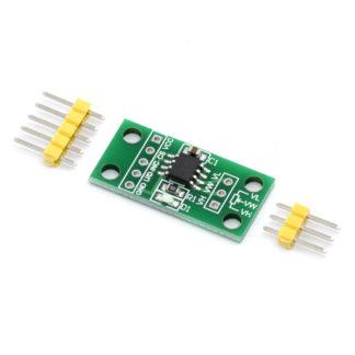 Цифровой потенциометр X9C103S (10 кОм)