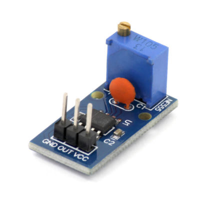 Модуль генератора импульсов на NE555 (mini)