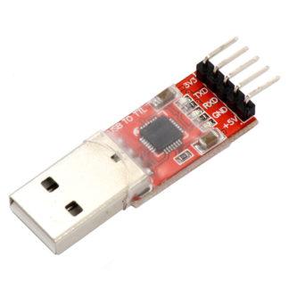 USB-TTL переходник на CP2102 (5 контактов)