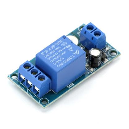 Модуль реле с сенсорным выключателем (12 В)
