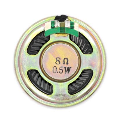 Динамик (8 Ом, 0.5 Вт, 40 мм)