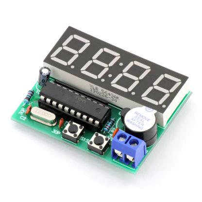 Радиоконструктор: Электронные часы