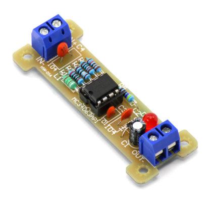 Радиоконструктор: Повышающий преобразователь с 5 В до 12 В
