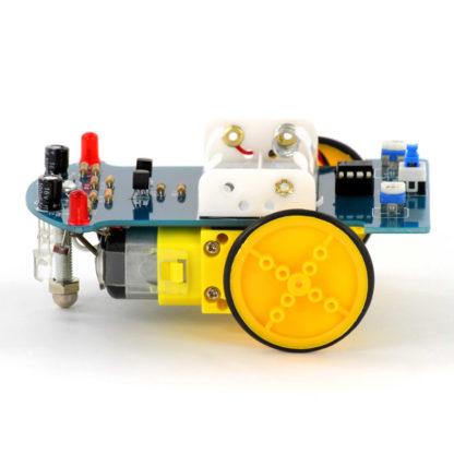 Радиоконструктор: Машинка с 2 DC-моторами