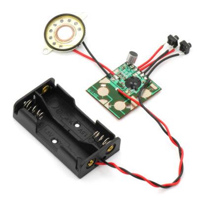 Радиоконструктор: Диктофон