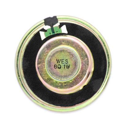 Динамик (8 Ом, 1 Вт, 50 мм)