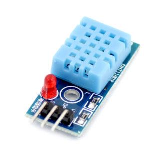 Модуль датчика температуры и влажности DHT11