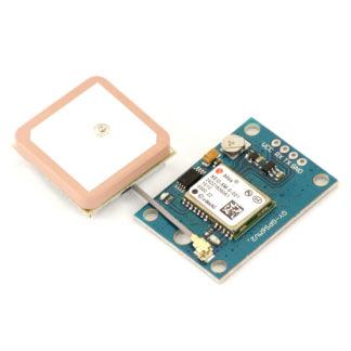 GPS модуль Ublox NEO-6M