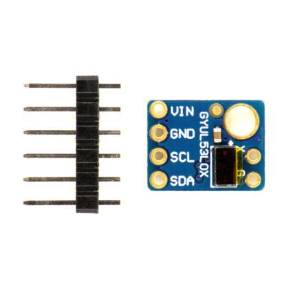 Лазерный датчик расстояния GY-530 на VL53L0X