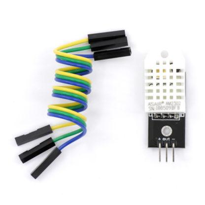 Модуль датчика температуры и влажности DHT22 (AM2302)