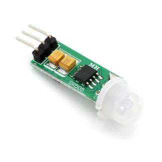 Мини ИК датчик движения (встраиваемый) HC-SR505