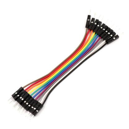 Соединительные провода папа-папа 10 см