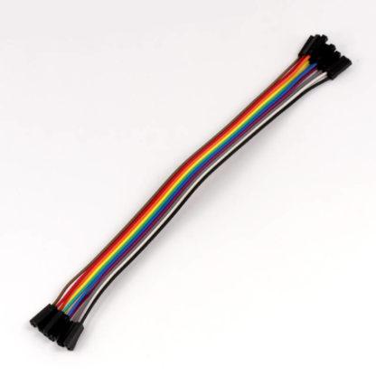 Соединительные провода мама-мама 20 см