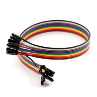 Соединительные провода мама-мама 30 см