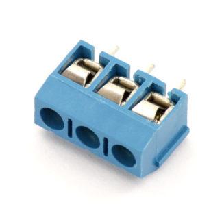 Клеммная колодка (клеммник) KF301-3P