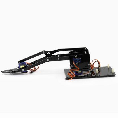 Акриловая рука-манипулятор (без двигателей SG90)