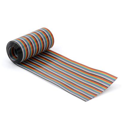 AWG28 Цветные провода 60P (1 метр)
