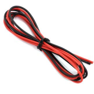Силиконовый кабель 18AWG, 1 мм (1 метр)