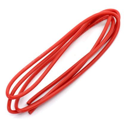 Силиконовый кабель 16AWG, 1.3 мм (1 метр)