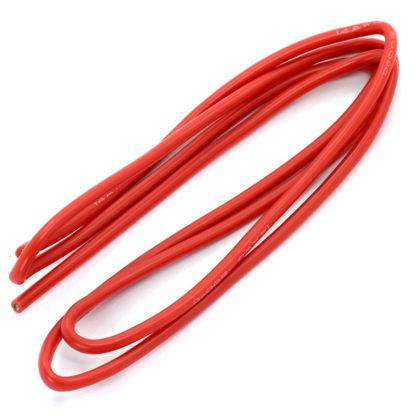 Силиконовый кабель 14AWG, 1.6 мм (1 метр)