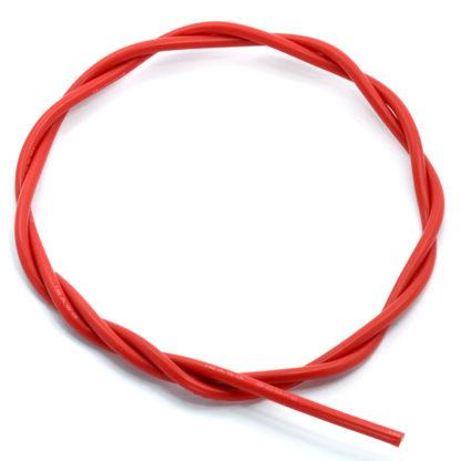 Силиконовый кабель 12AWG, 2 мм (1 метр)