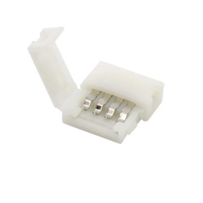 Клипса для соединения LED лент (4pin, 10 мм)