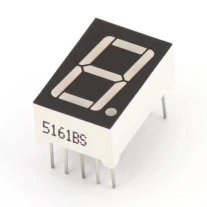 7-сегментный LED индикатор Общий анод