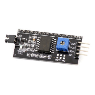 LCD 1602/2004 I2C модуль