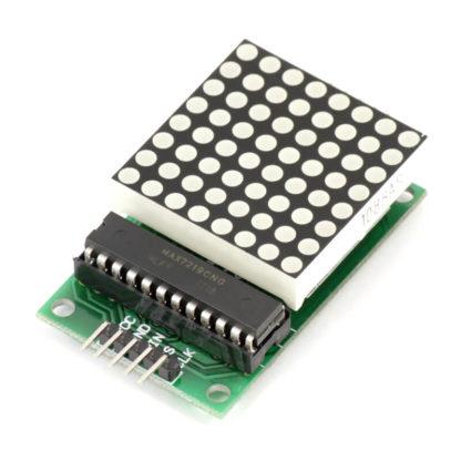 Матричный дисплей 8х8 MAX7219