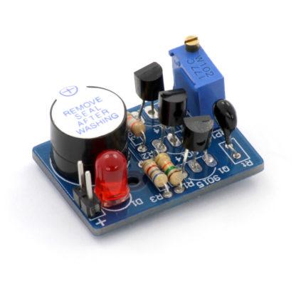 Радиоконструктор: Термосигнализация