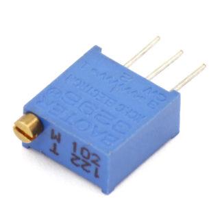 Подстроечный резистор (потенциометр) 3296W