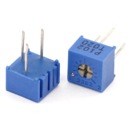 Подстроечный резистор (потенциометр) 3362P