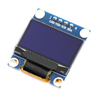 OLED-дисплей 128х64