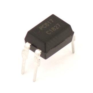 Оптопара PC817 (оптрон)