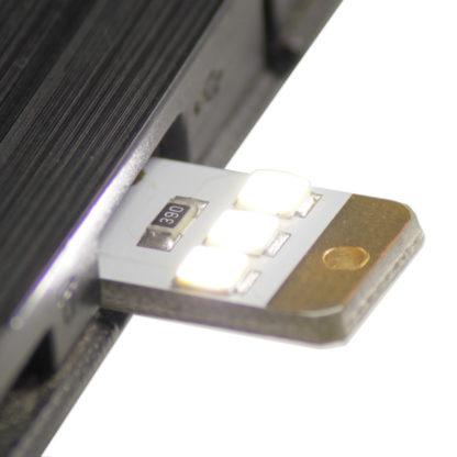 USB светодиодный фонарик 0.2W