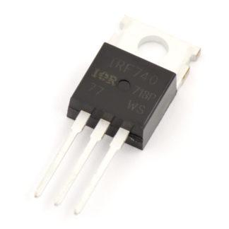 Транзистор MOSFET IRF740