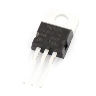 Стабилизатор L7806