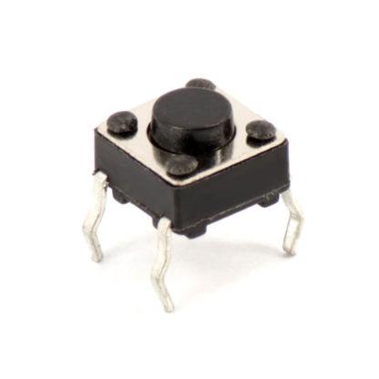 Тактовая кнопка 6x6x4.3 мм